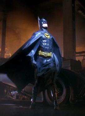 Batman ... & The Batsuit (1989-2008) - geek bone