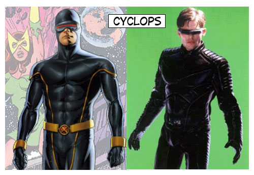 Men Cyclops Movie Cost...